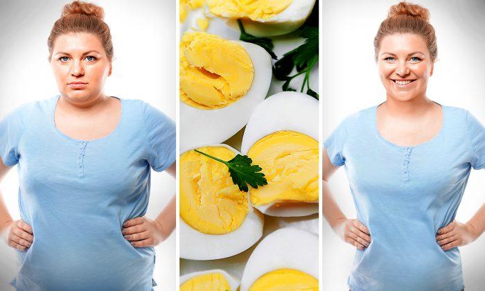 brza dijeta sa jajima