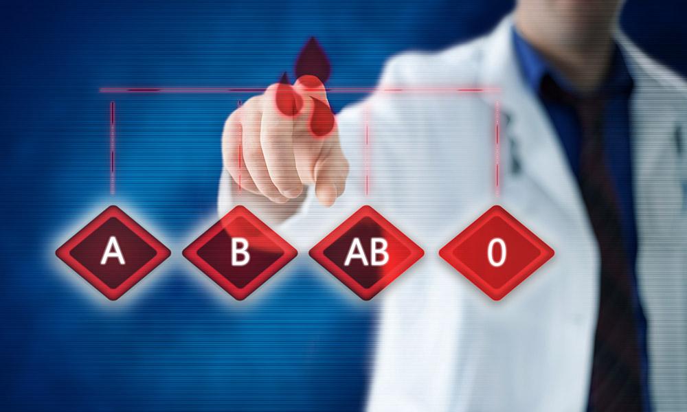 dijeta po krvnoj grupi