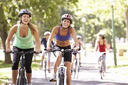voznja bicikla za skidanje celulita