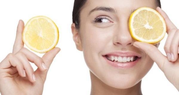limunov sok za lice
