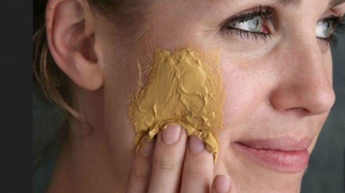 maska za lice od kurkume