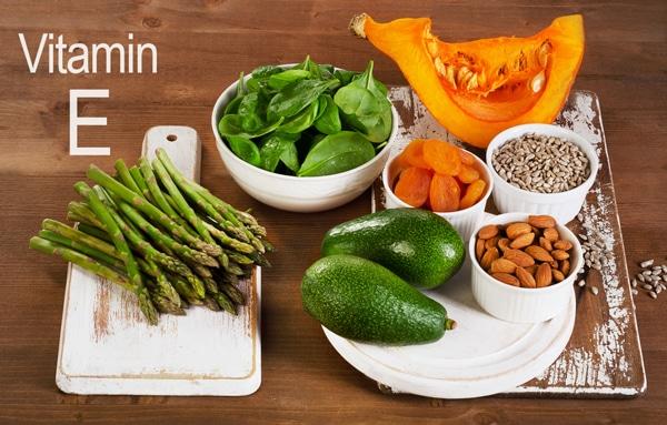 e vitamin u hrani